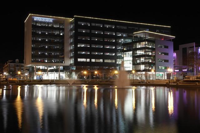 Ferguson Enterprises, City Center at Oyster Point