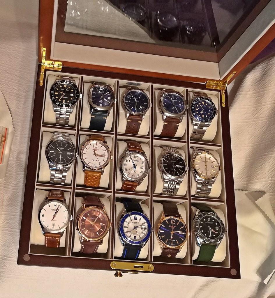 Mele & Co - 15 watch Box 2