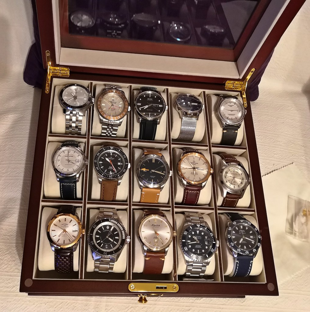 Mele & Co - 15 watch Box 1