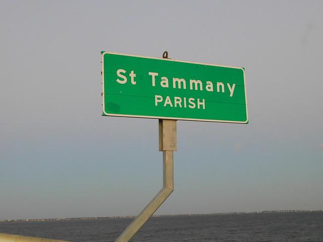 St Tammany Parish Line