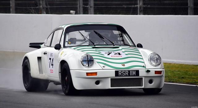 PORSCHE 911 RSR 3.0 L / Colin PATON / GBR / Fergus PATON / GBR