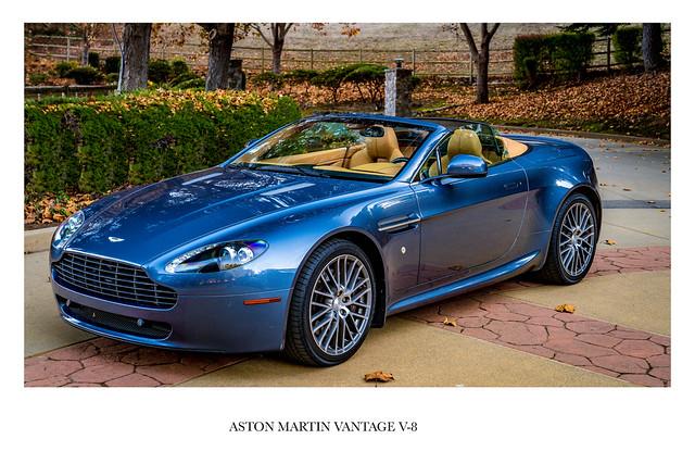 2010 Aston Martin Vantage V-8-