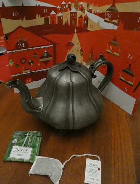 calendrier de thés