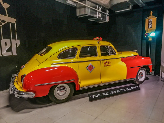 1946 Desoto Series S-11C Taxicab