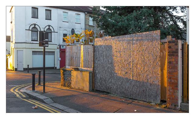 The Built Environment, Leytonstone, East London, England.