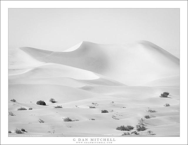 Dunes, Sandstorm