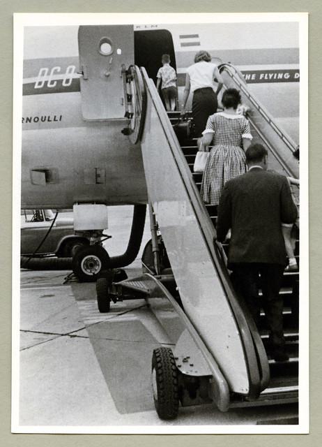 KLM Douglas DC-8