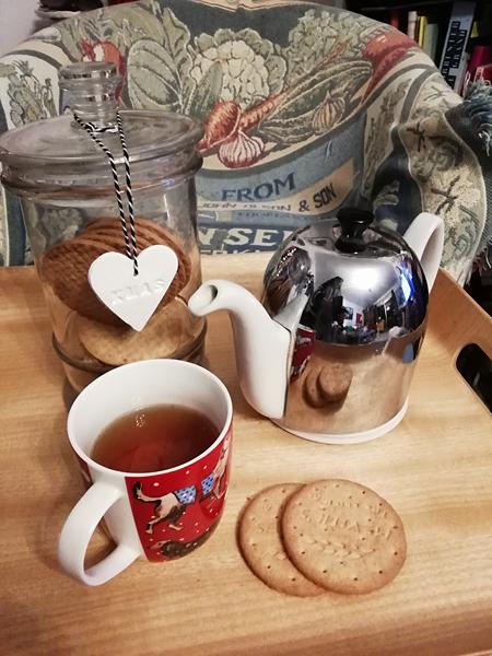 tea and digestives