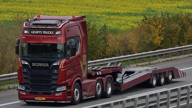 NL - Geurts Trucks Scania NG S650