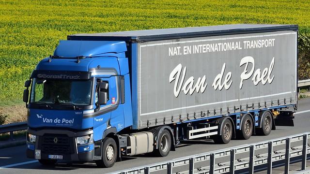 B - Van de Poel Renault Range T