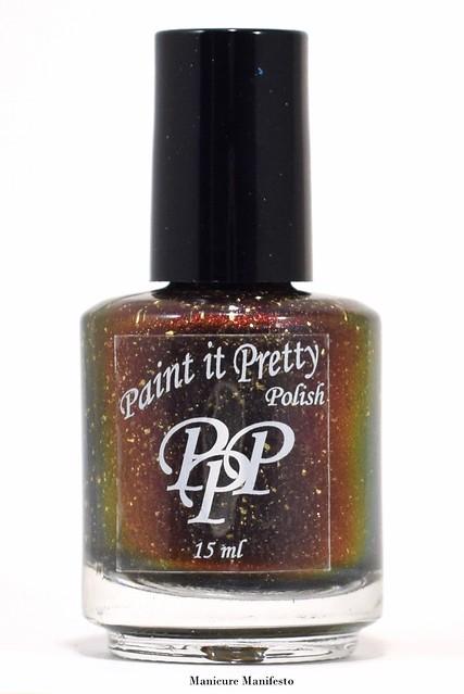 Paint It Pretty Polish Midnight Galaxy