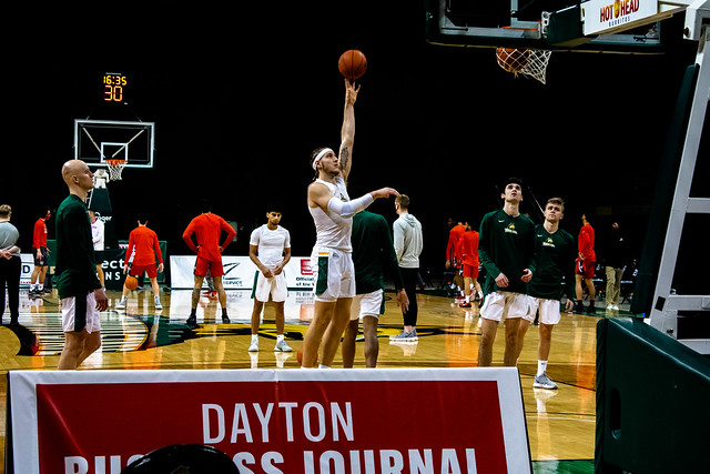 Men's Basketball vs. Youngstown State Jan. 9, 2021