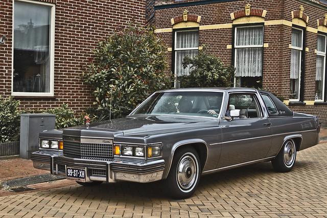 Cadillac Coupé DeVille 1979 (0324)