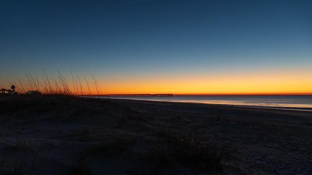 Sunrise at Ocean Isle Beach, NC (Explore)