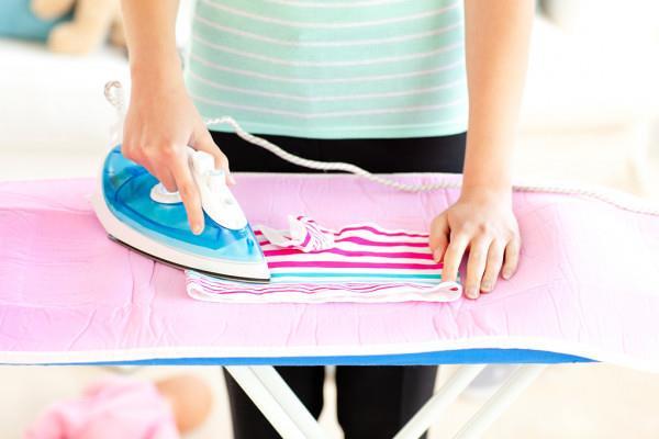เทคนิคการรีดผ้าเรียบ