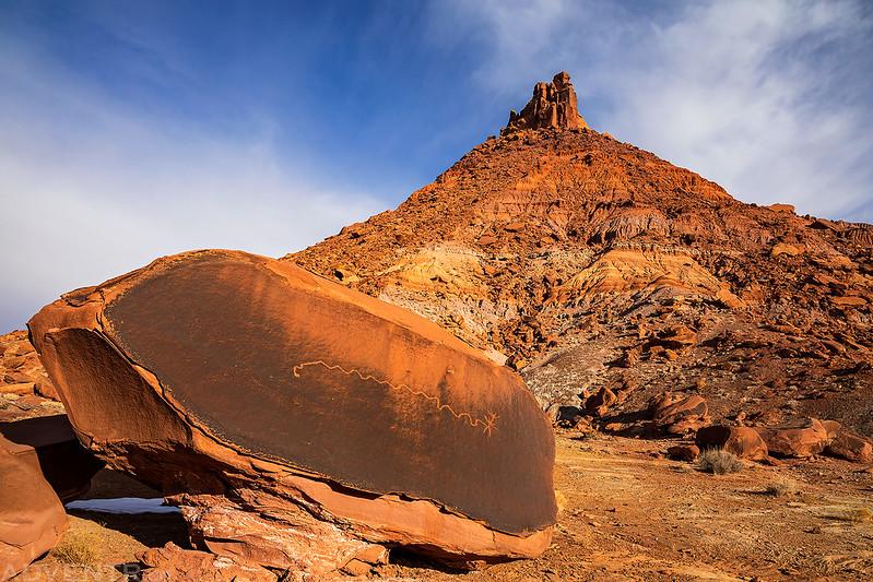 Petroglyph & Peak