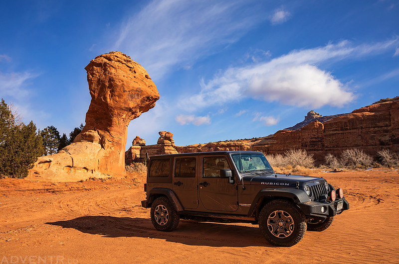 Davis Canyon Jeep