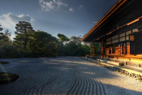 22-12-2020 Kyoto, Ken-nin-ji Temple in aftetnoon (11)