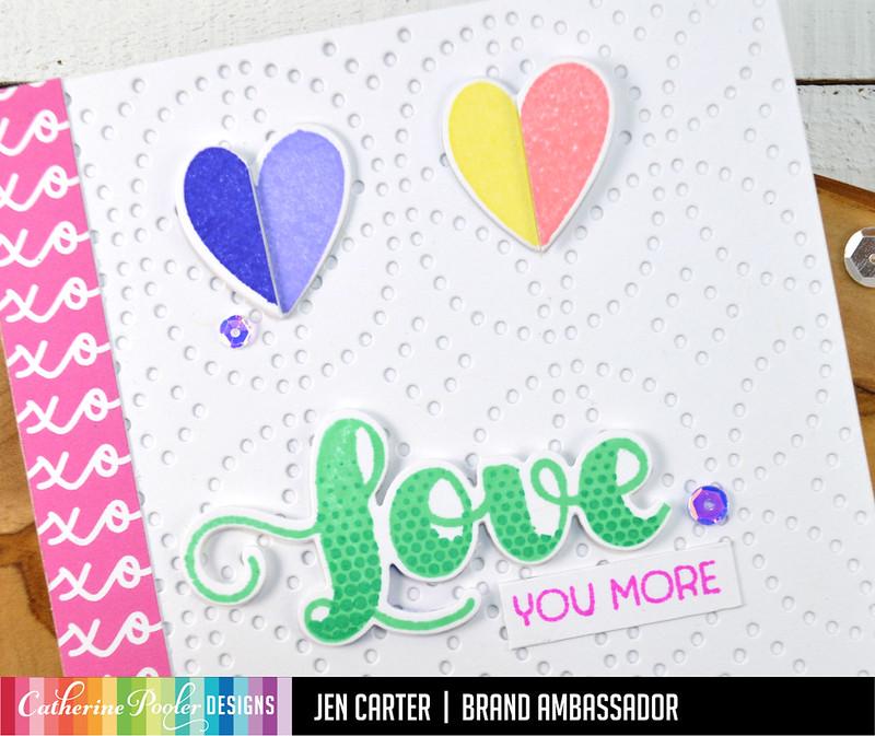 Love-N-Hearts Jen Carter Split Hip Hearts Love More Closeup 4