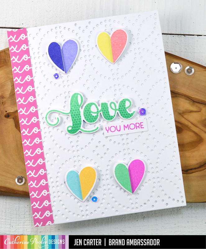 Love-N-Hearts Jen Carter Split Hip Hearts Love More 3