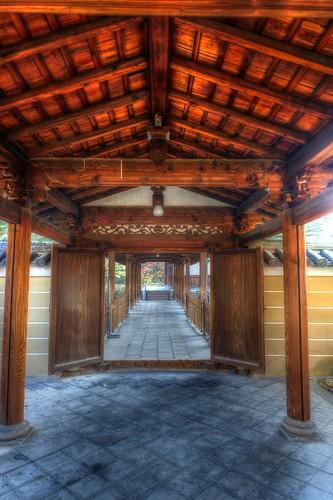22-12-2020 Kyoto, Ken-nin-ji Temple in aftetnoon (4)