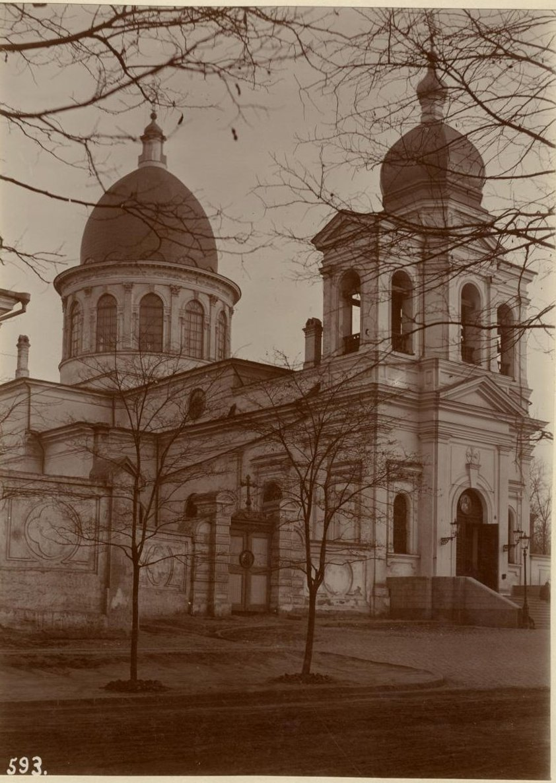 Михайловский женский монастырь. 1899