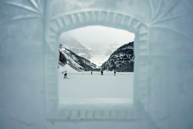 A day in the life -  Lake Louise