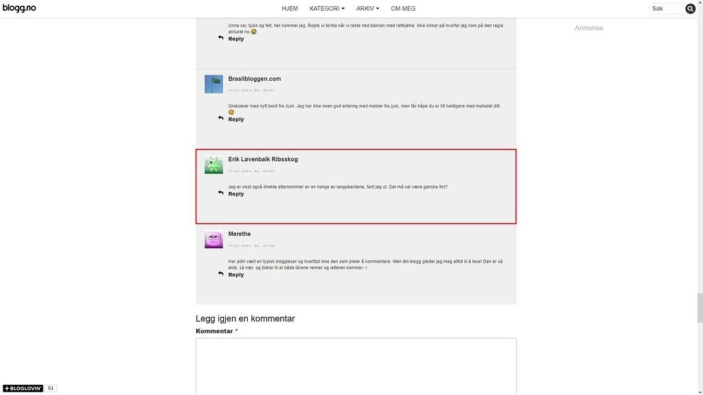 nettmobbing 11. januar