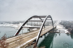 Snowy Penny Backer Bridge