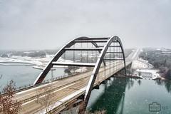 Snowy Penny Backer Bridge