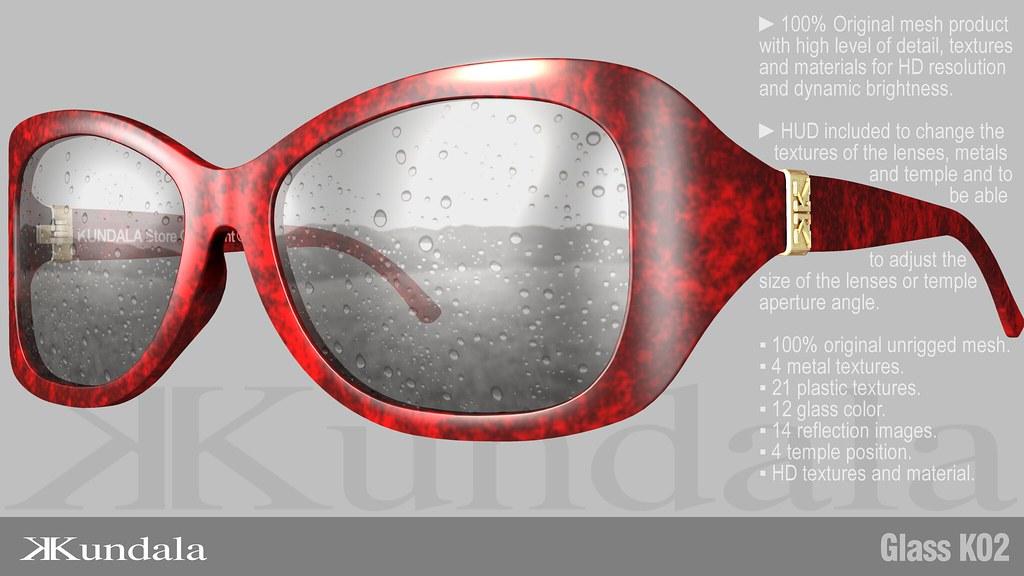 KUNDALA Glass K02