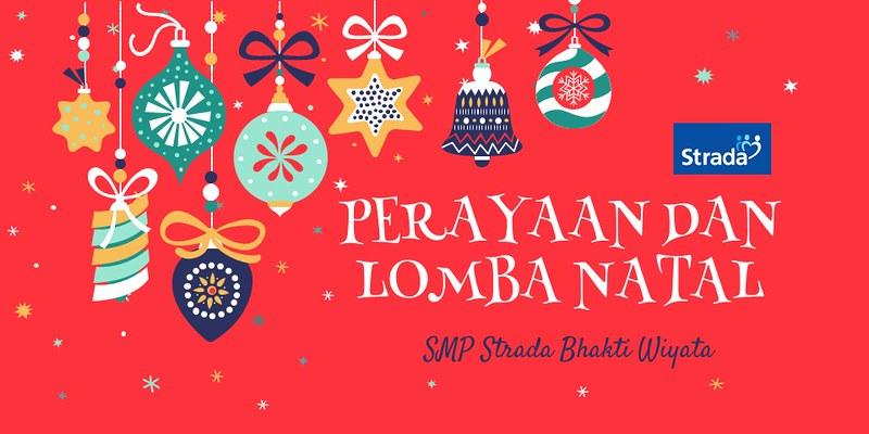 Perayaan Natal dan Pengumuman Lomba Natal