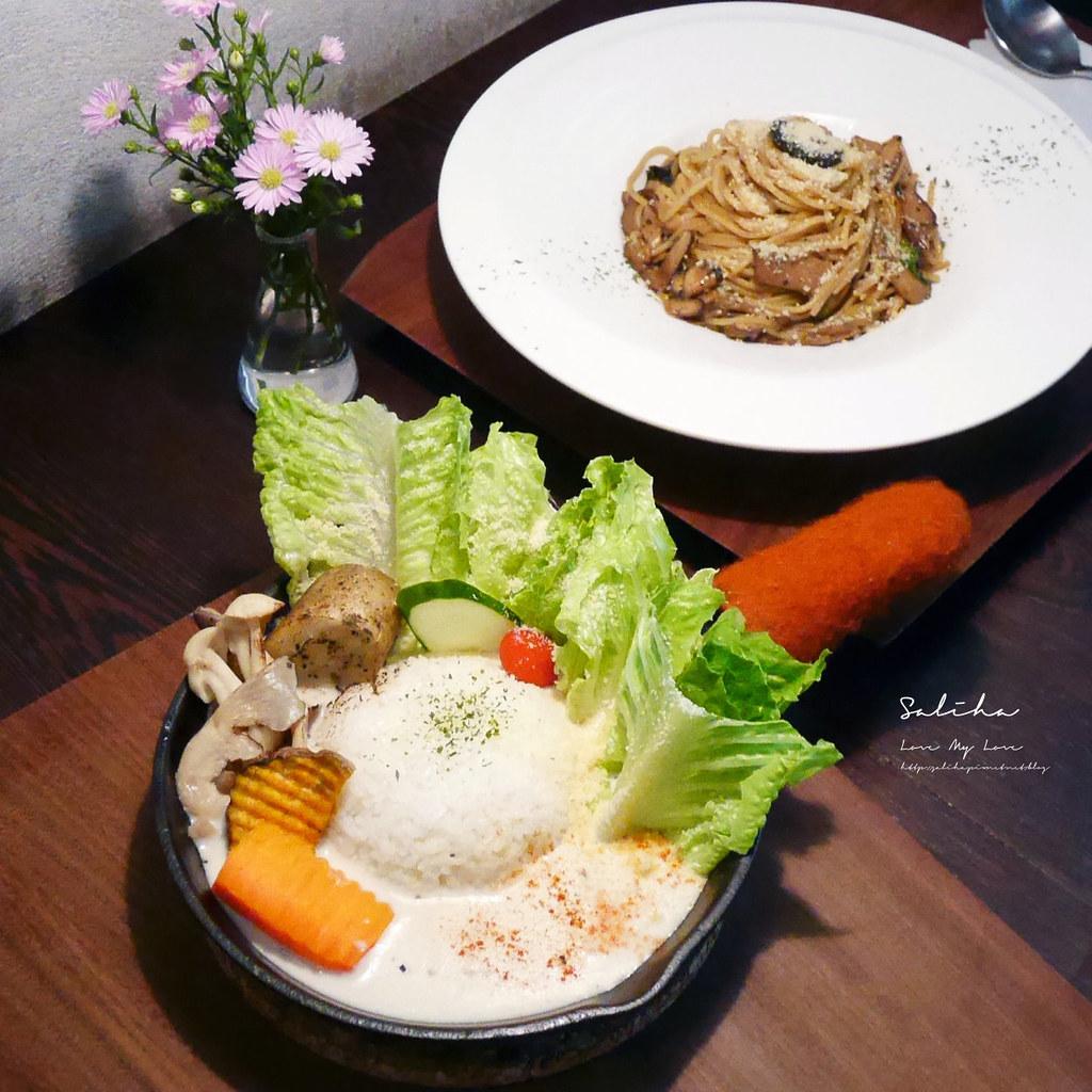 新北淡水ig美食之間茶食器蔬食餐廳好吃素食午餐氣氛好浪漫咖啡廳下午茶 (2)
