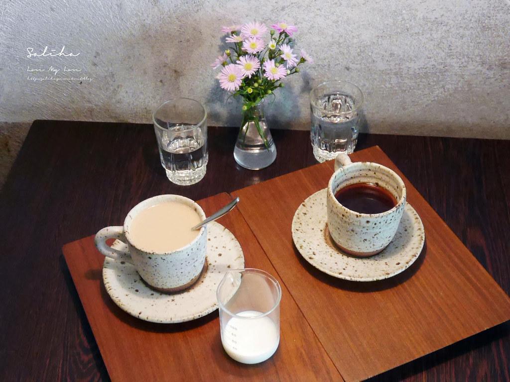 淡水咖啡廳下午茶推薦之間茶食器淡水老街甜點喝茶素食餐廳 (3)