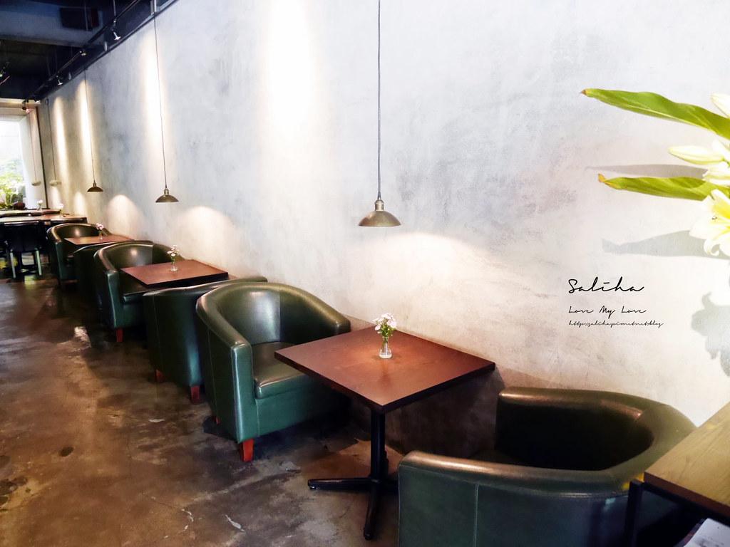 淡水老街素食餐廳推薦之間茶食器氣氛好咖啡廳披薩好吃蔬食甜點下午茶 (4)