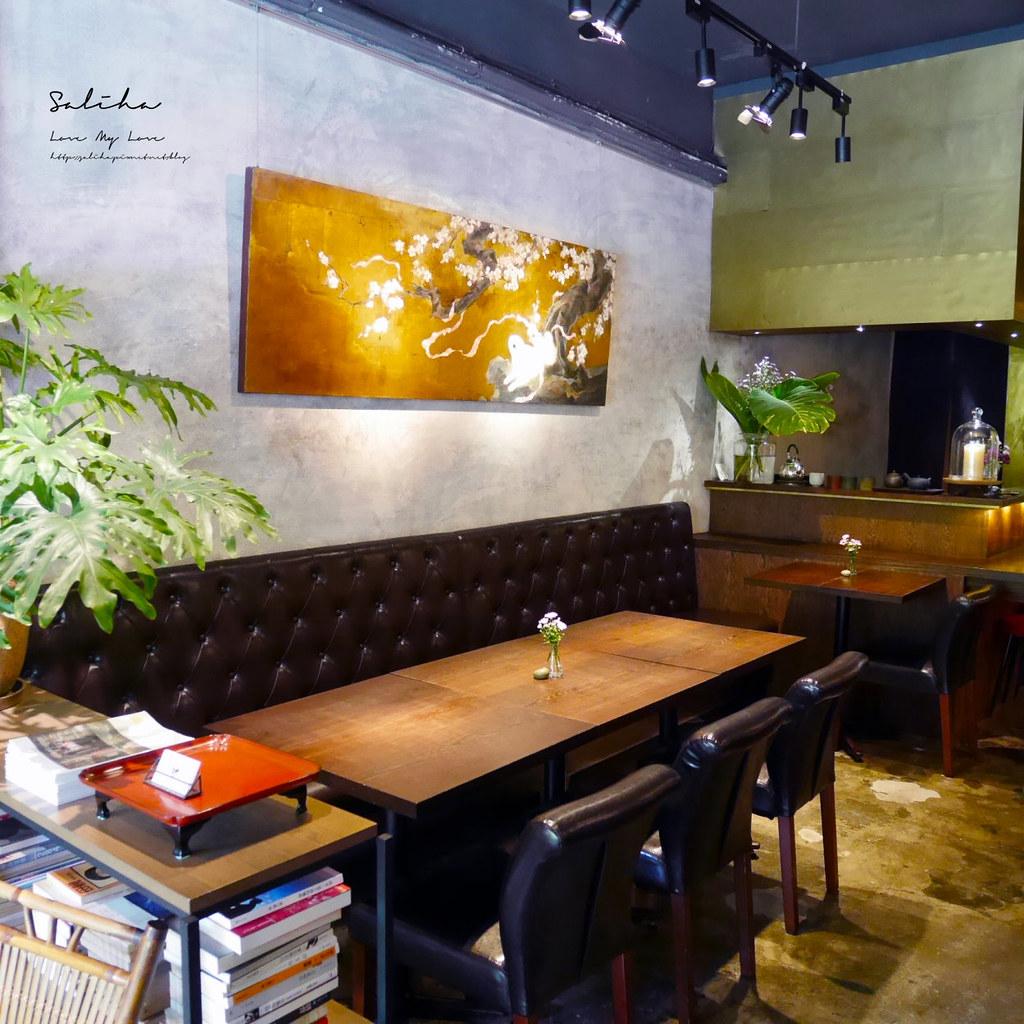淡水老街美食推薦素食餐廳蔬食之間茶食器好吃披薩義大利麵咖啡廳下午茶點心甜點 (3)