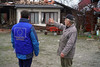 """77-year-old Dragan lives in Glina, one of the most affected areas. His house was destroyed in the earthquake.   """"I was on the road right outside my house when the earthquake happened. First, I heard a loud noise, followed by a huge tremor. I almost fell, I was just trying to keep my balance. When I looked up, I saw my house collapse before my eyes,"""" he says.  © European Union, 2021 (photographer: Lisa Hastert)"""