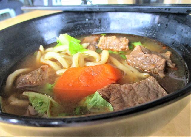 Carfie Kopitian Taiwanese beef noodles