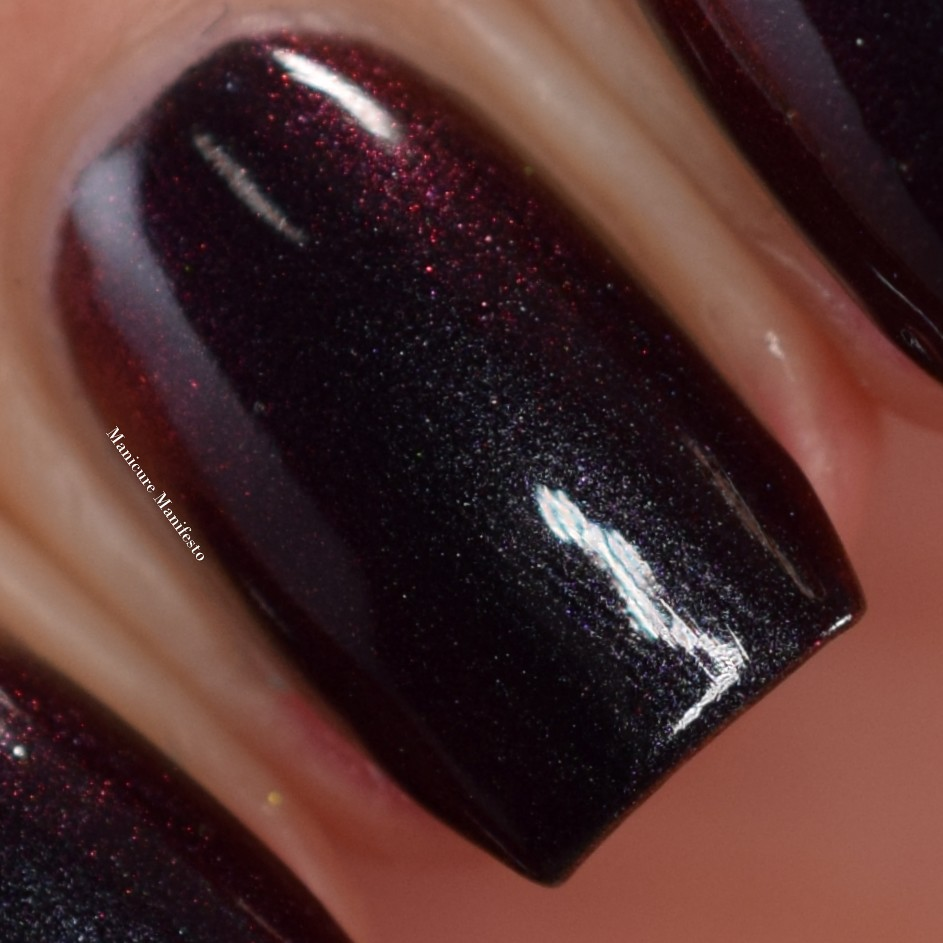 Paint It Pretty Polish After Midnight swatch