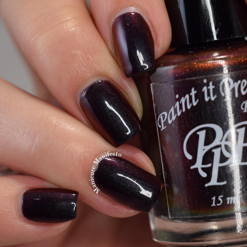 Paint It Pretty Polish After Midnight