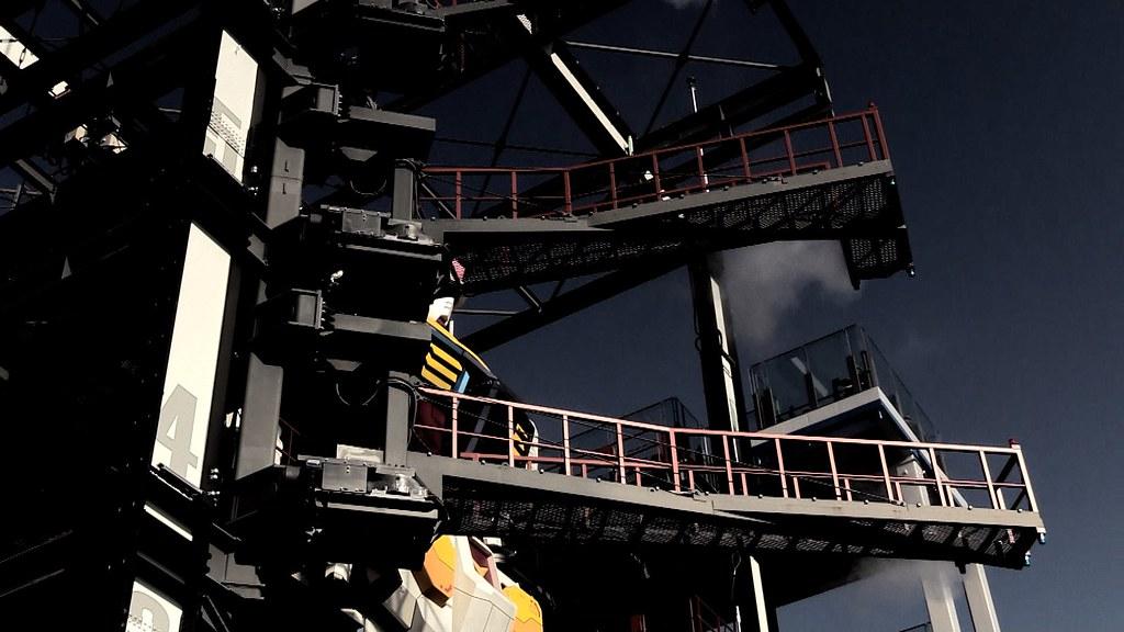 M1 Macで繋ぐ横浜ガンダム 90秒動画バージョン