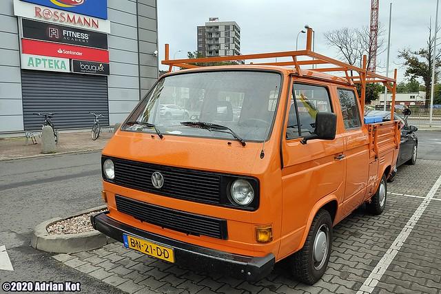 1985 Volkswagen Transporter T3