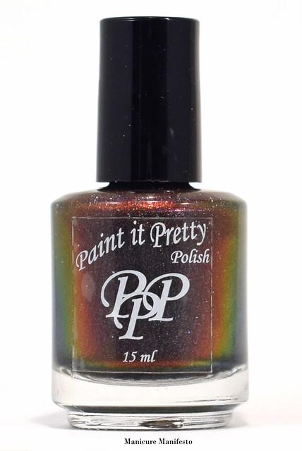 Paint It Pretty Polish Silver River