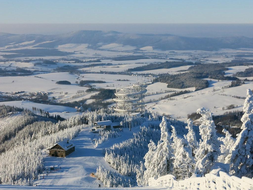 Trojmorski Wierch/Klepáč - Králický Sněžník Jeseníky - Králický Sněžník Tschechien foto 11