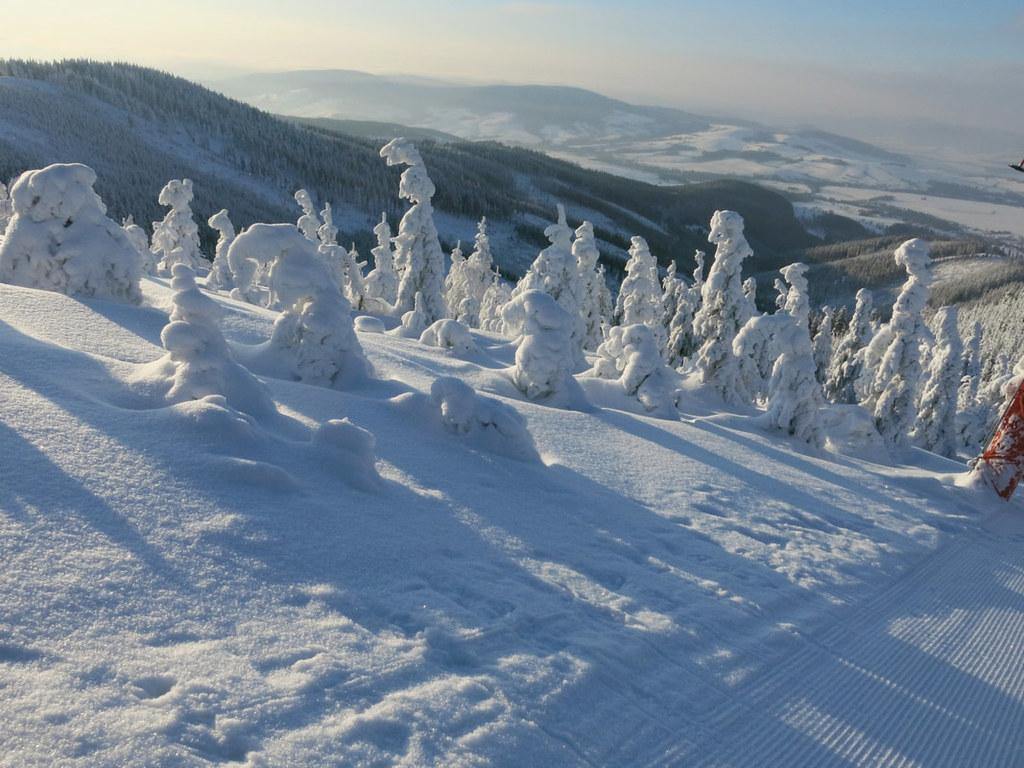 Trojmorski Wierch/Klepáč - Králický Sněžník Jeseníky - Králický Sněžník Tschechien foto 09