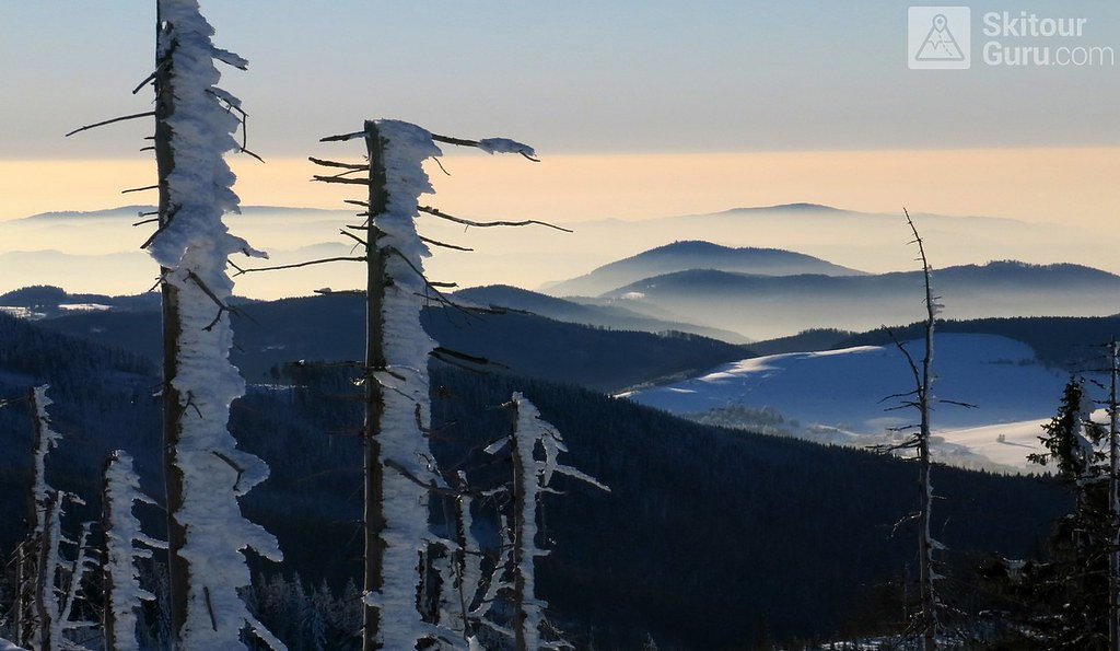 Trojmorski Wierch/Klepáč - Králický Sněžník Jeseníky - Králický Sněžník Tschechien foto 03