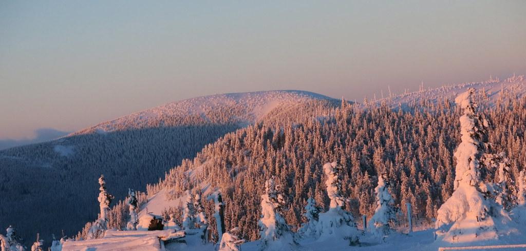 Trojmorski Wierch/Klepáč - Králický Sněžník Jeseníky - Králický Sněžník Tschechien foto 14