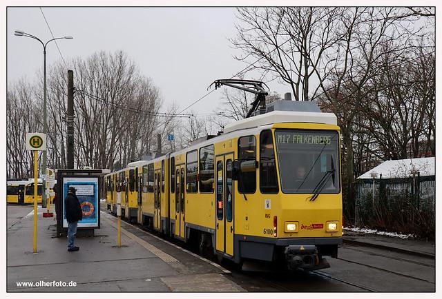 Tram Berlin - 2021-07