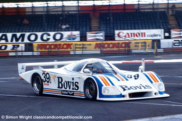Nimrod Aston Martin 1983