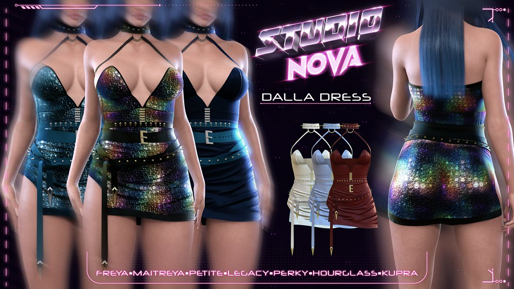 [StudioNova] Dalla Dress♥